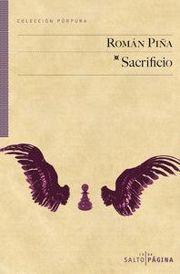 Sacrificio: portada
