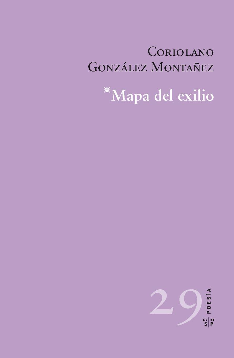 Mapa del exilio: portada