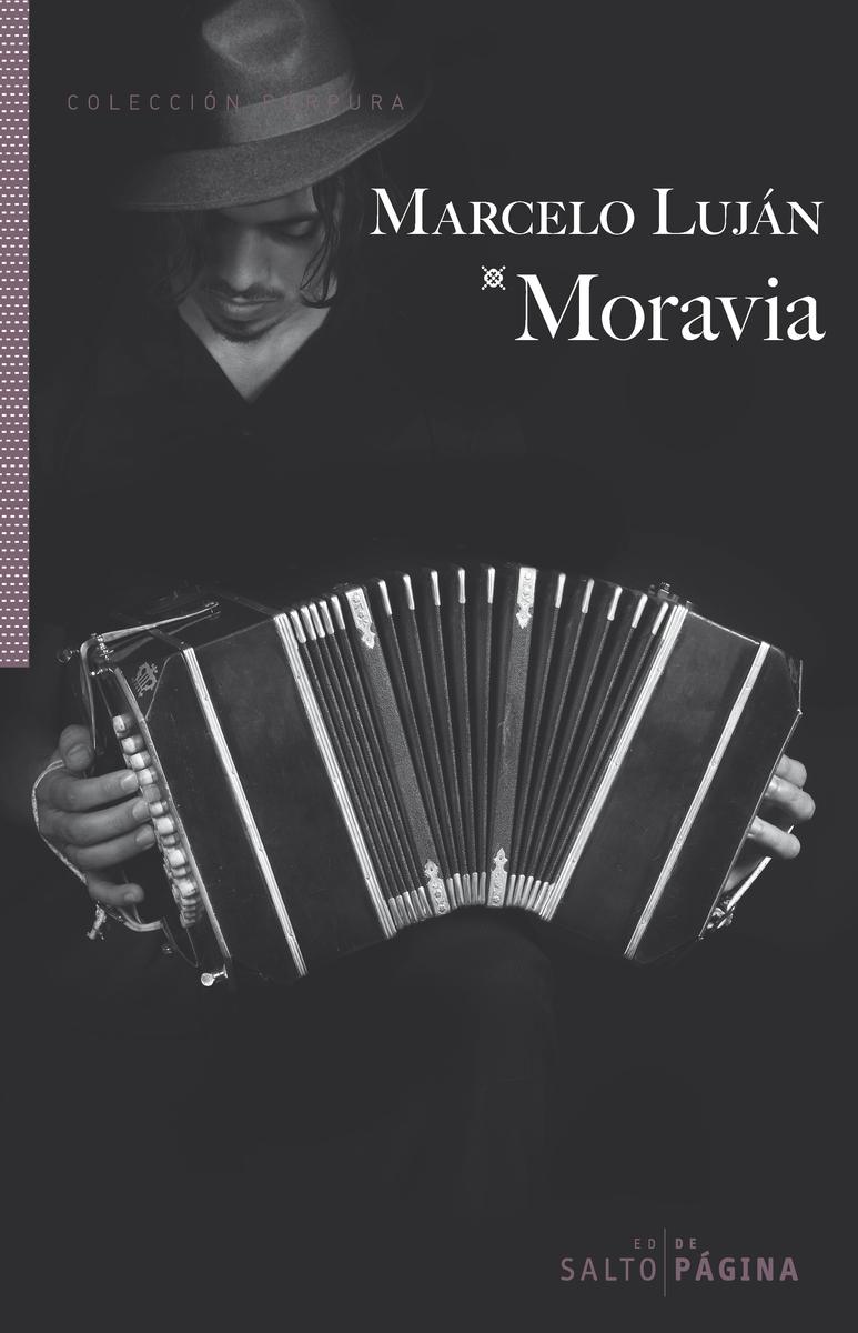 Moravia: portada