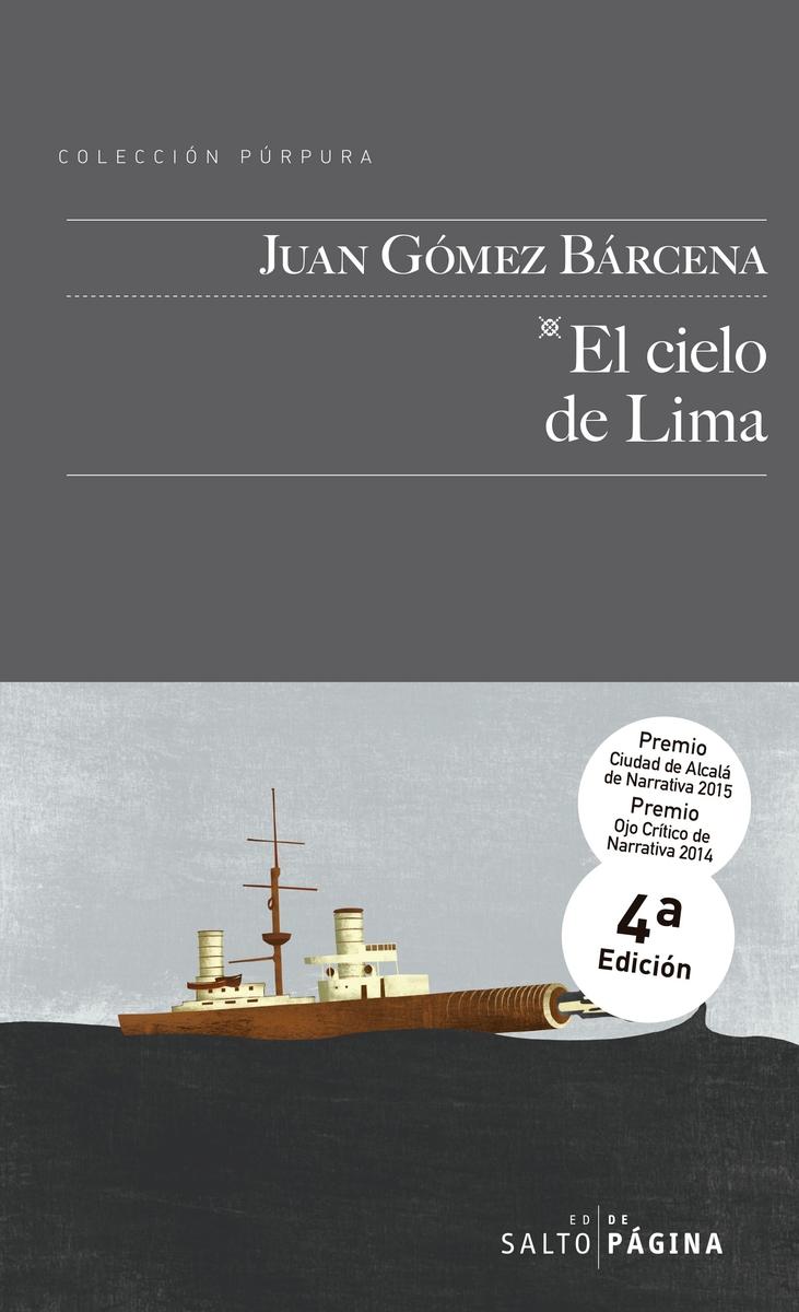 El cielo de Lima (Cartoné): portada