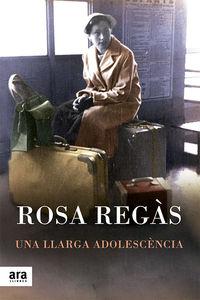 UNA LLARGA ADOLESCÈNCIA - 4A ED.: portada