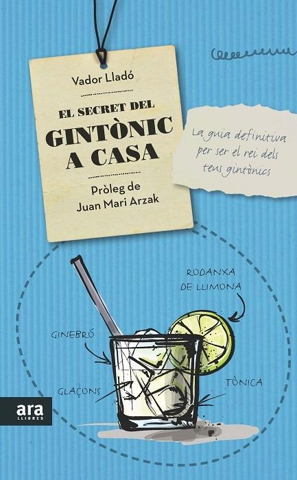 SECRET DEL GINTÒNIC A CASA, EL: portada