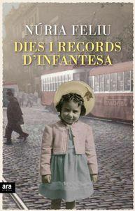 DIES I RECORDS D'INFANTESA: portada
