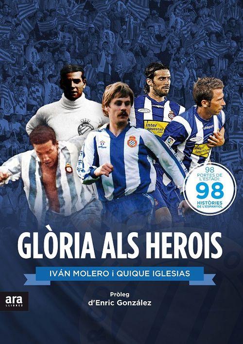 GLÒRIA ALS HEROIS: portada