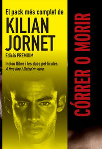 CÓRRER O MORIR+ 2 DVD: portada