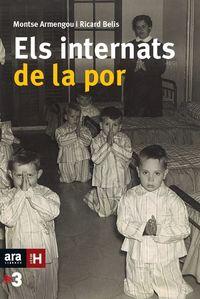 ELS INTERNATS DE LA POR, 2a ED.: portada