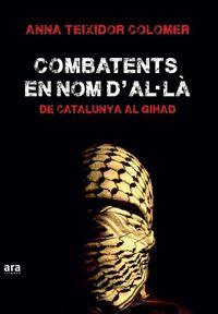 COMBATENTS EN NOM D'AL·LÀ: portada