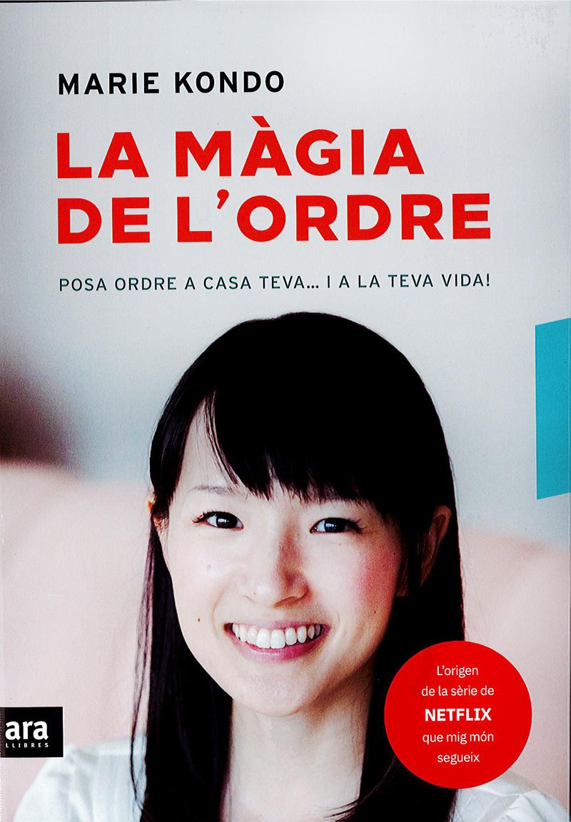 LA MÀGIA DE L'ORDRE, 11ª ED.: portada