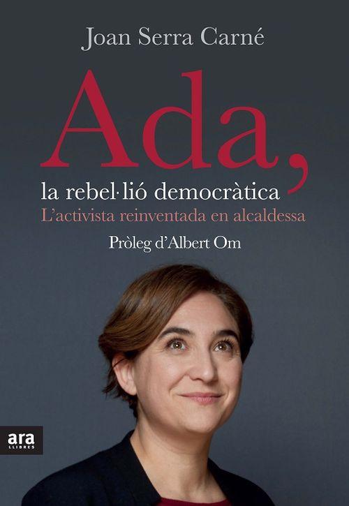 ADA, LA REBEL�LI� DEMOCRATICA: portada