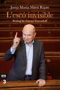 L'ESC� INVISIBLE: portada