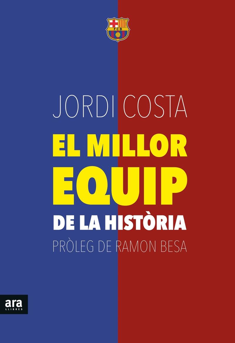 MILLOR EQUIP DE LA HISTÒRIA, EL: portada