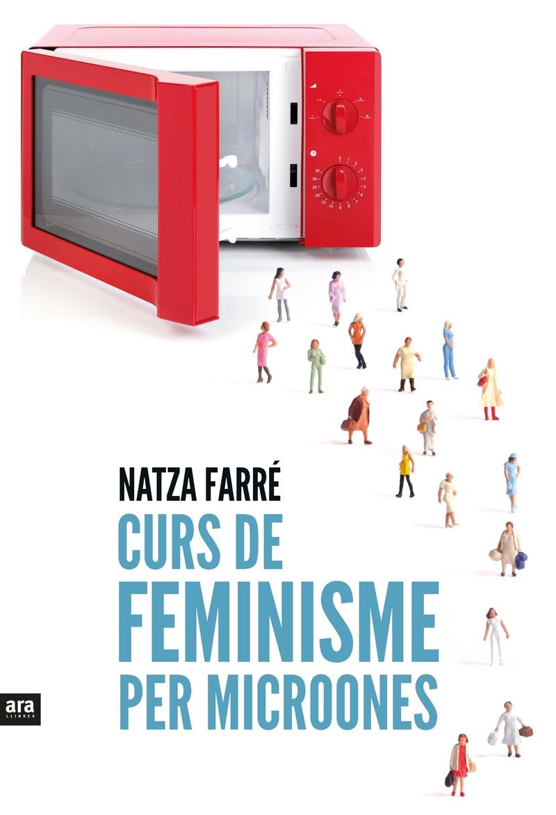 CURS DE FEMINISME PER A MICROONES, 4a Ed: portada