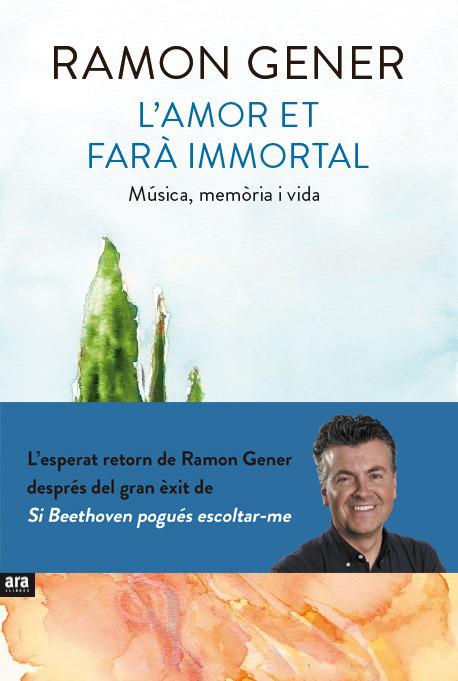 L'AMOR ET FARÀ IMMORTAL, 4a Ed: portada