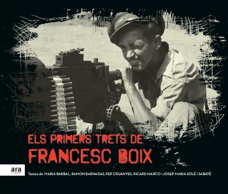 PRIMERS TRETS DE FRANCESC BOIX, ELS: portada
