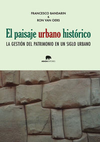 El paisaje urbano histórico: portada