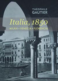 Italia, 1850: portada