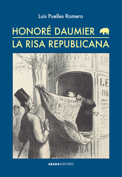 Honoré Daumier. La risa republicana: portada