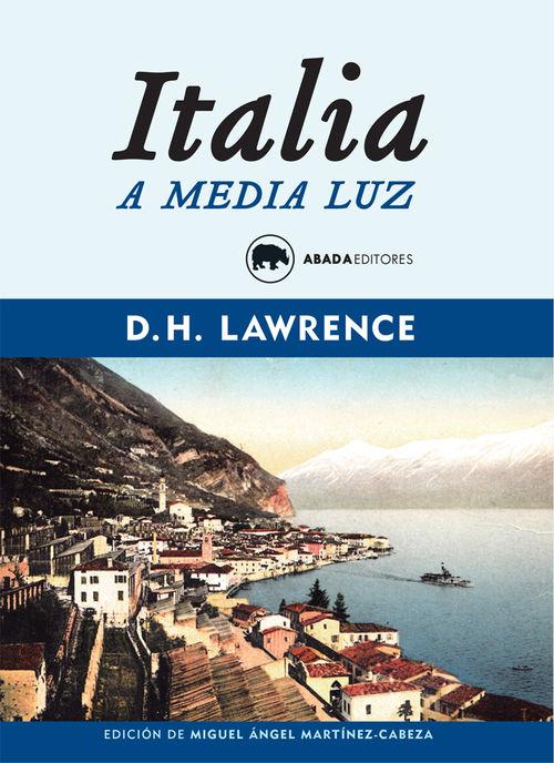 ITALIA A MEDIA LUZ: portada