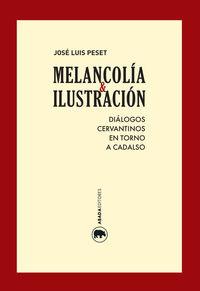 MELANCOLíA E ILUSTRACIóN: portada