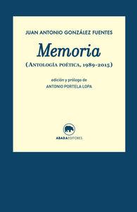 MEMORIA: portada