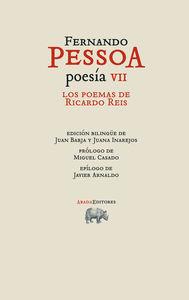POESÍA VII. LOS POEMAS DE RICARDO REIS: portada
