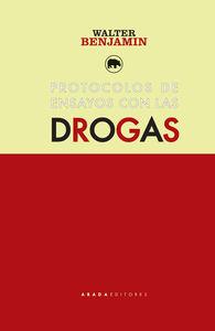 PROTOCOLOS DE ENSAYOS CON LAS DROGAS: portada