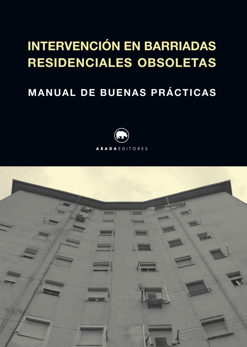 INTERVENCIóN EN BARRIADAS RESIDENCIALES OBSOLETAS: portada