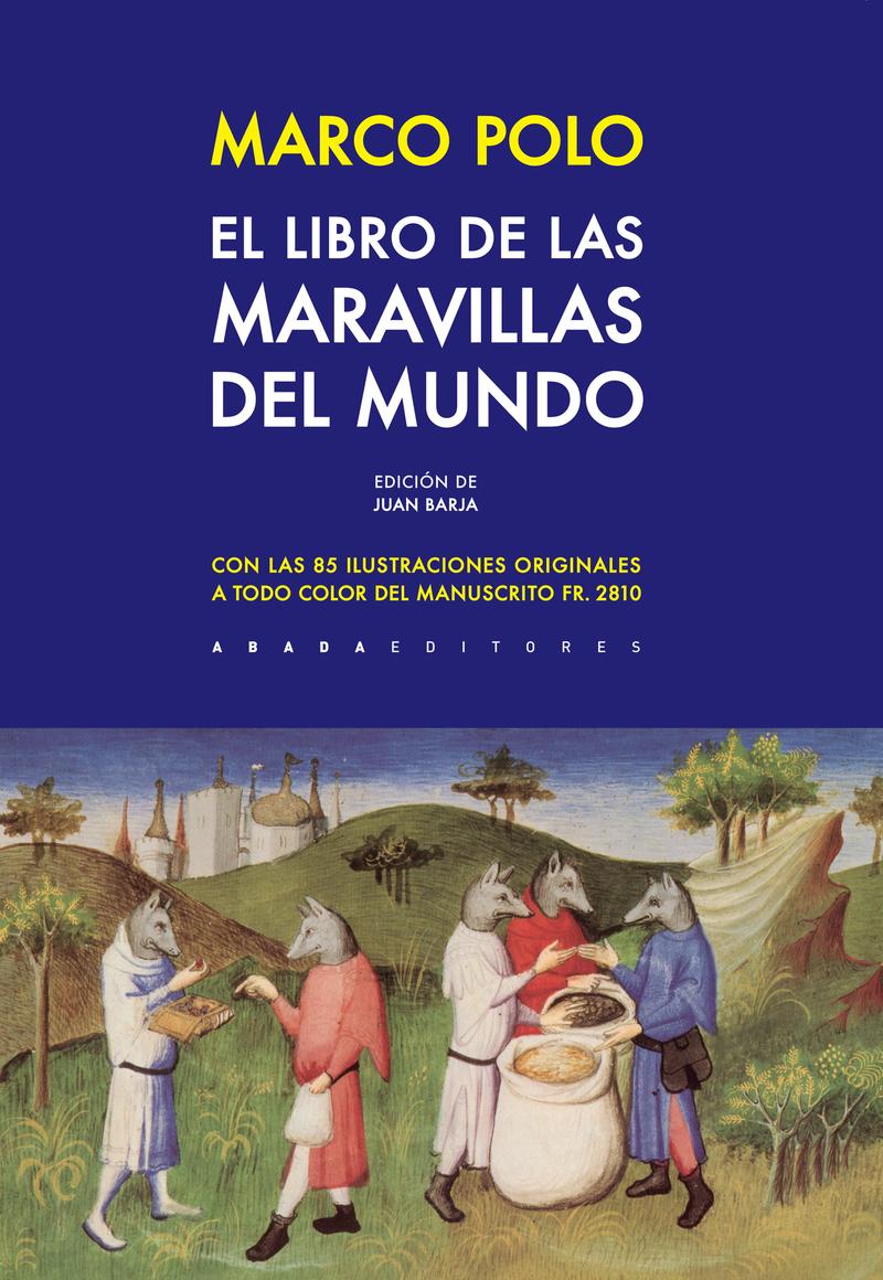 EL LIBRO DE LAS MARAVILLAS DEL MUNDO: portada