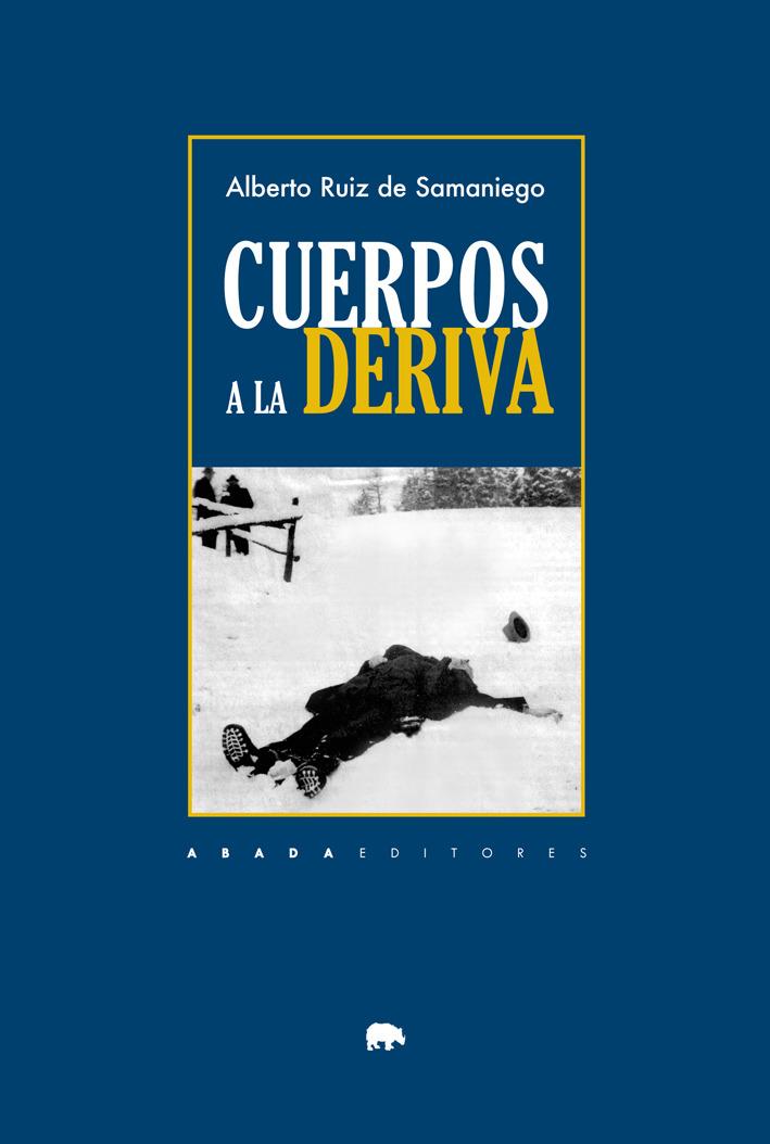 CUERPOS A LA DERIVA: portada