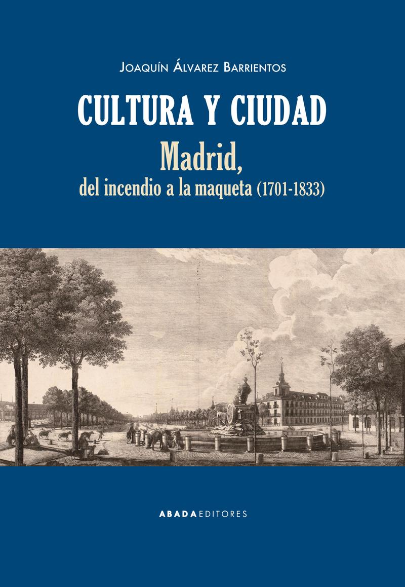 CULTURA Y CIUDAD: portada