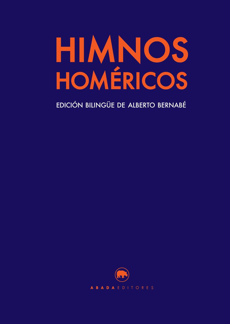 HIMNOS HOMéRICOS: portada