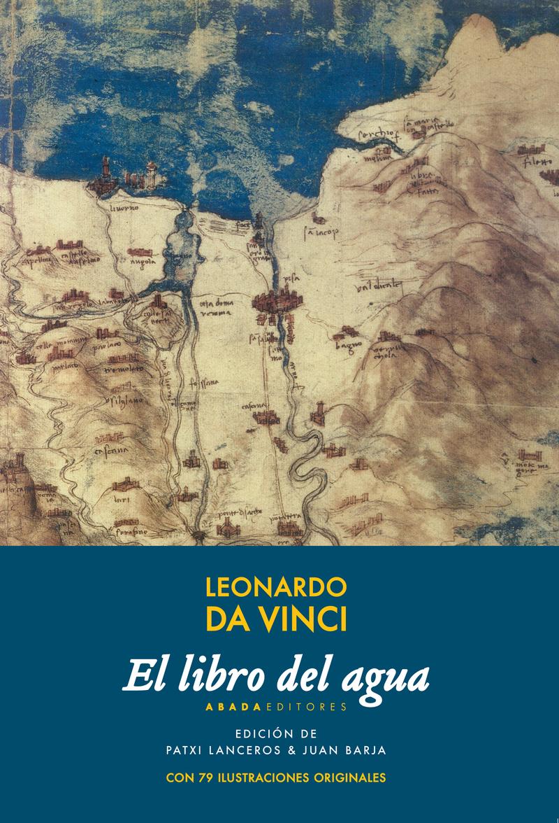 EL LIBRO DEL AGUA: portada