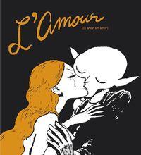 L'AMOUR (EL AMOR SIN AMOR): portada