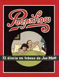 PEEPSHOW: portada