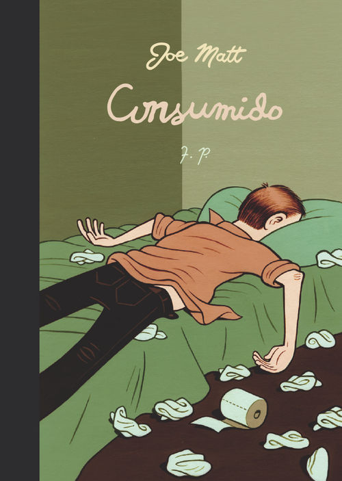 CONSUMIDO: portada