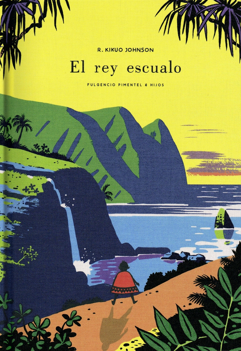 EL REY ESCUALO: portada