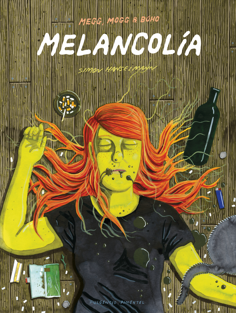 MELANCOLíA: portada