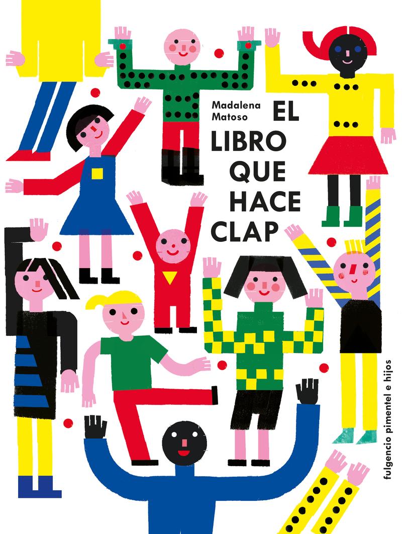 EL LIBRO QUE HACE CLAP: portada