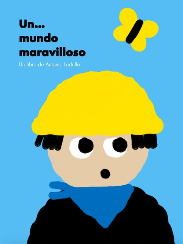 UN... MUNDO MARAVILLOSO: portada