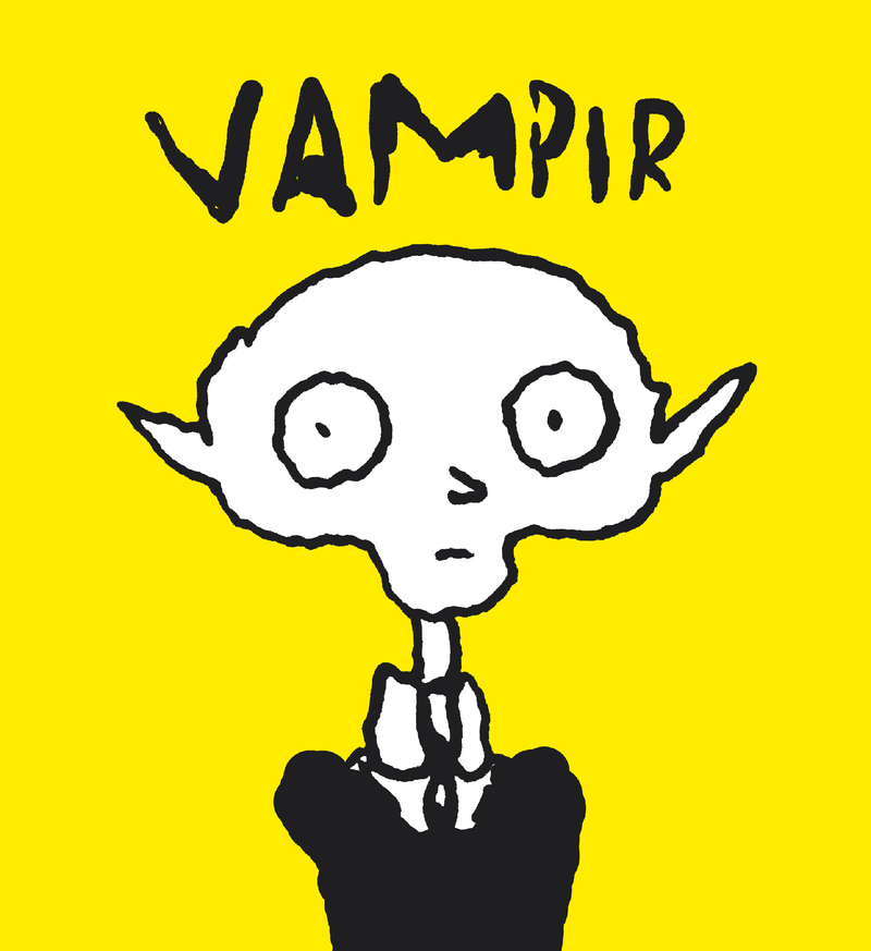 VAMPIR (3ª ED): portada