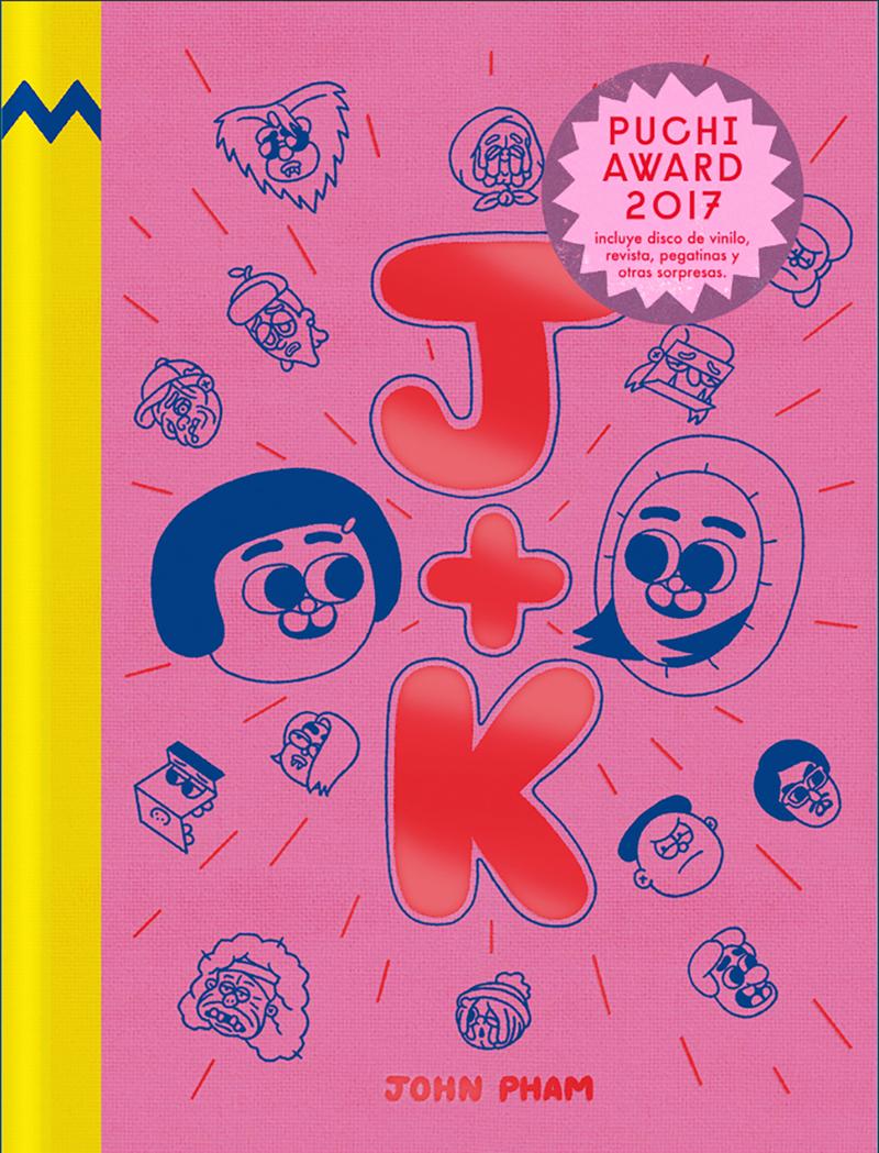 J+K: portada