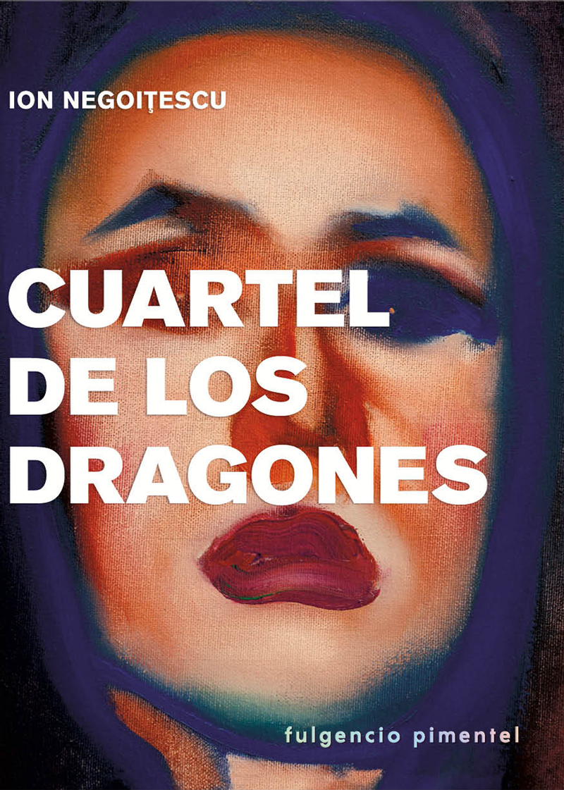 CUARTEL DE LOS DRAGONES: portada