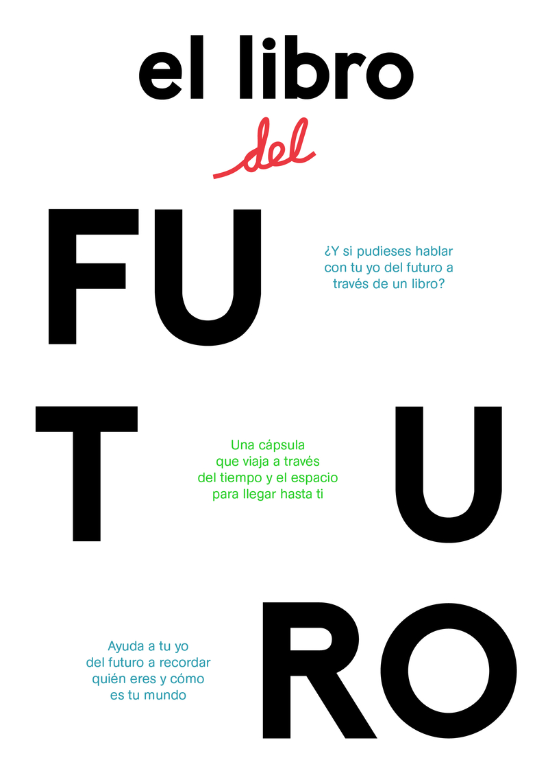 EL LIBRO DEL FUTURO: portada
