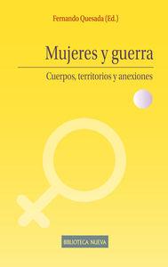 MUJERES Y GUERRA: portada