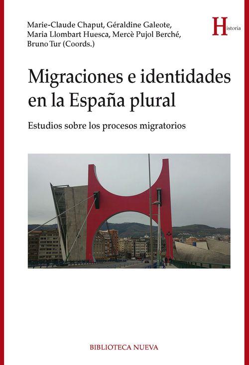 MIGRACIONES E IDENTIDADES EN LA ESPAÑA PLURAL: portada