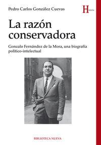 LA RAZÓN CONSERVADORA: portada