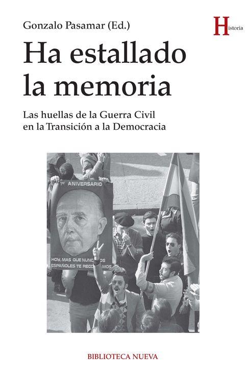 HA ESTALLADO LA MEMORIA: portada