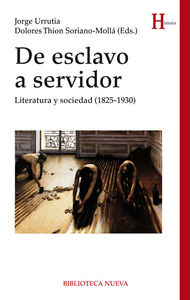 DE ESCLAVO A SERVIDOR: portada