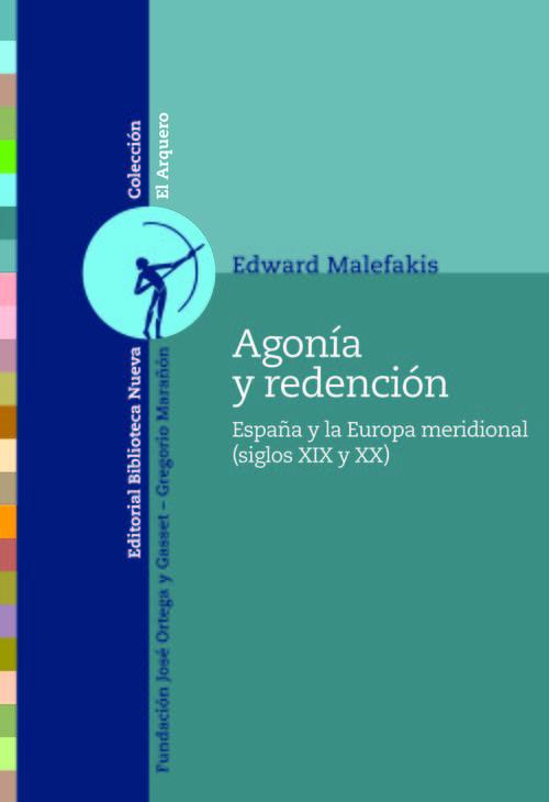 AGONIA Y REDENCION: portada