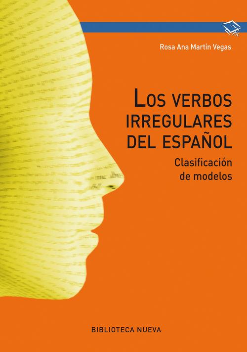 LOS VERBOS IRREGULARES DEL ESPAÑOL: portada